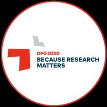 Logo der DFG Kampagne