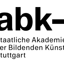 Logo of the State Academy of Fine Arts Stuttgart (ABK)