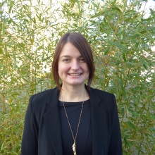 Dr.-Ing. Katharina Heck, SFB 1313 post-doctoral researcher and manager