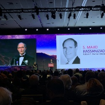 AGU Honorary Ceremony: Horton Medal Acceptance Speech by Majid Hassanizadeh